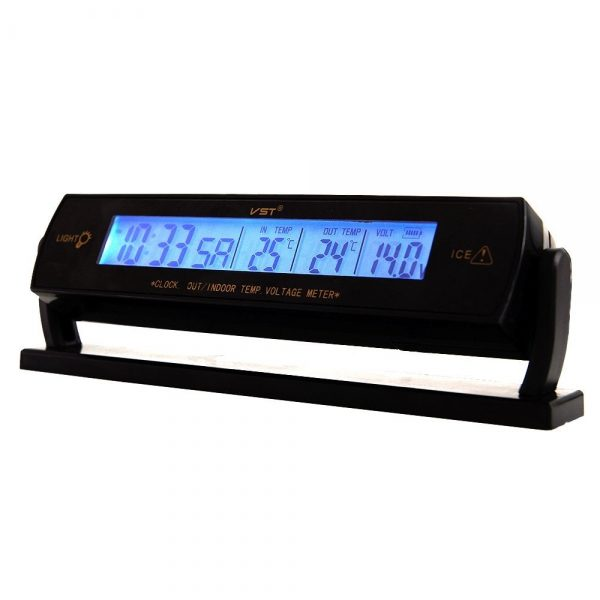 Часы автомобильные VST-7013