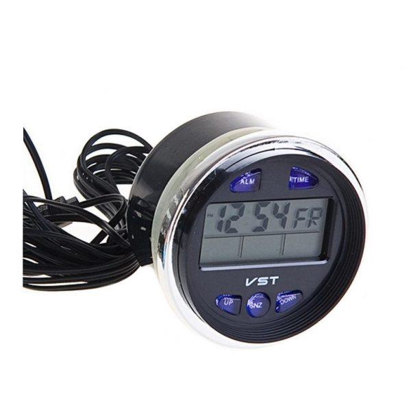 Часы автомобильные VST-7042