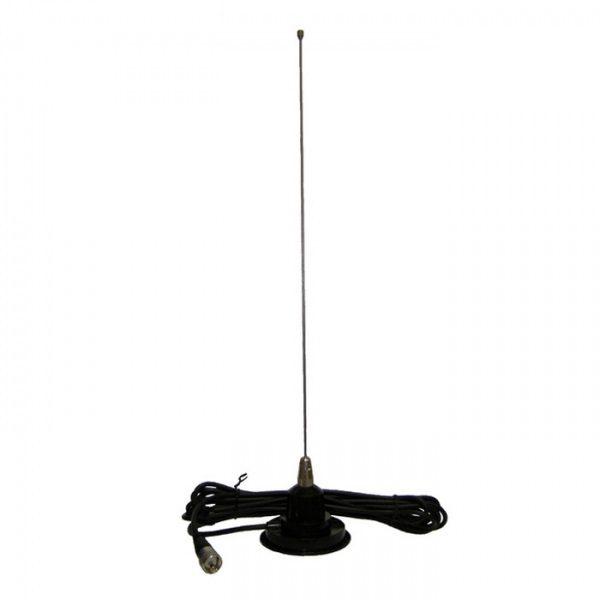 Антенна к рации авто (27MHz, магнит, 5м) OT-RCK05