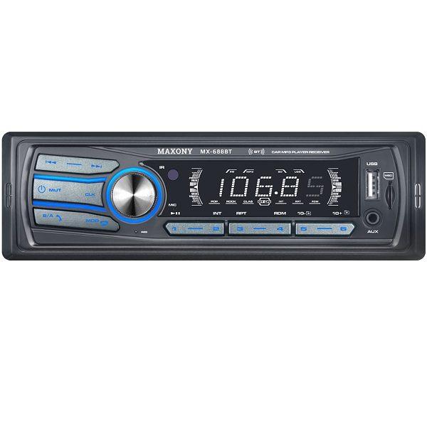 Автомагнитола MAXONY MX-688BT Bluetooth 4х50Вт