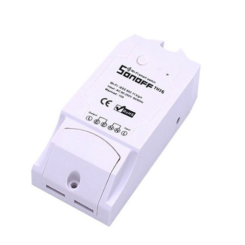 Wi-Fi реле Sonoff TH16