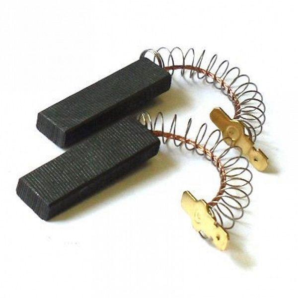 Щётки стир.маш.(5x12.4x36) SMC без корпуса, с пружиной