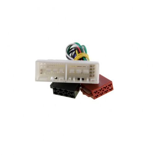 Переходник+iso (AUX + USB)   HYUNDAI iX-35, Solaris, i-25, KIA Sportage 2010+ GSTAR GS-4032