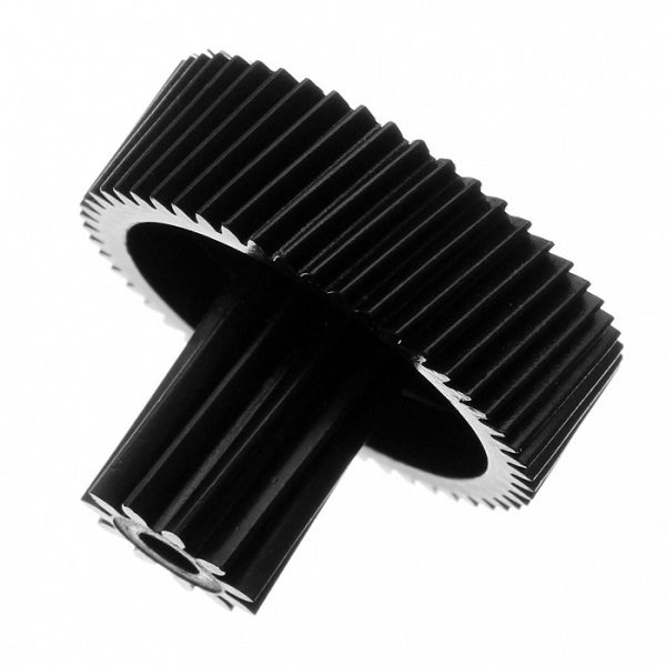 Шестерня мясорубки Moulinex  малая черная  MS-4775533, 11 зубцов, 51 зубец