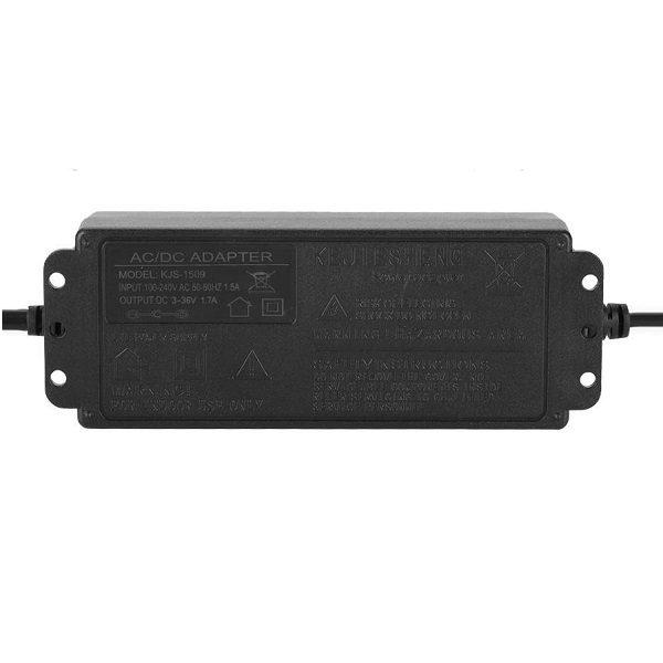 Адаптер 3-24В/2.5A, 5.5mm OT-APB28 Орбита