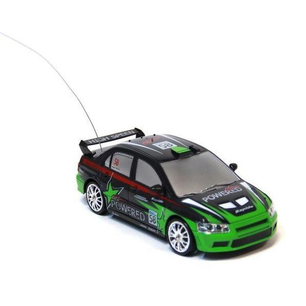Машина для дрифта Mitsubishi Lancer 1:24 (666-281)