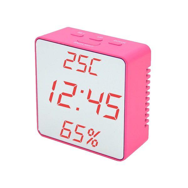 Часы VST887Y-1 НАСТОЛЬНЫЕ ЭЛЕКТРОННЫЕ КРАСНЫЕ
