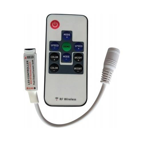 LED Контроллер 6А,12/5В ( RF mini )