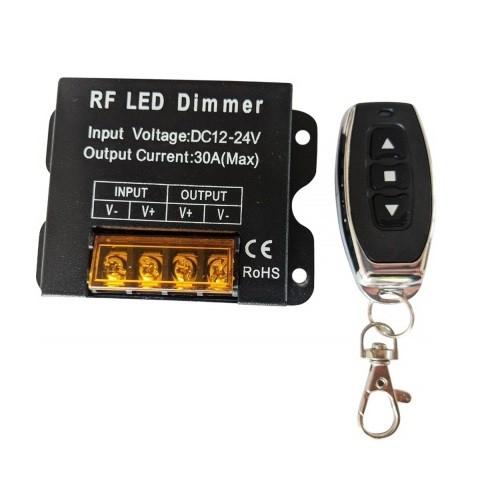 LED регулятор 12/24В (360w/720w) сенсорный ПДУ