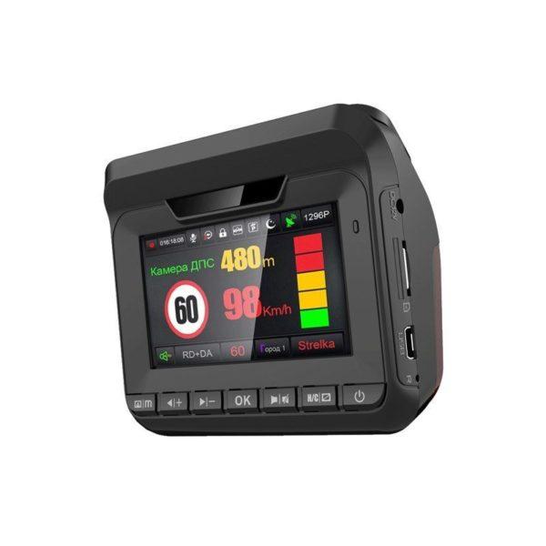 Видеорегистратор+Радар-детектор GR-96 GPS Eplutus
