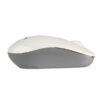 Мышь беспроводная 370AG-WG БЕЛО/СЕРАЯ USB SMART BAY