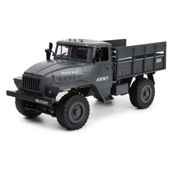 MZ «Урал» 4WD 1:16