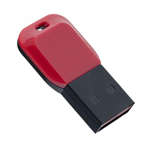 ФЛЭШ-КАРТА PERFEO 16GB M02 ЧЕРНАЯ МИНИАТЮРНАЯ USB 2.0