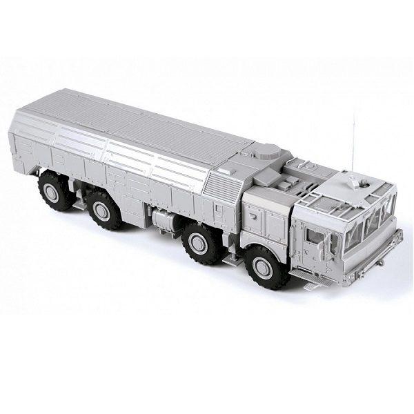 """Сборная модель  """"Искандер-М"""" - Оперативно-тактический ракетный комплекс, 1:72 ZV-5028"""