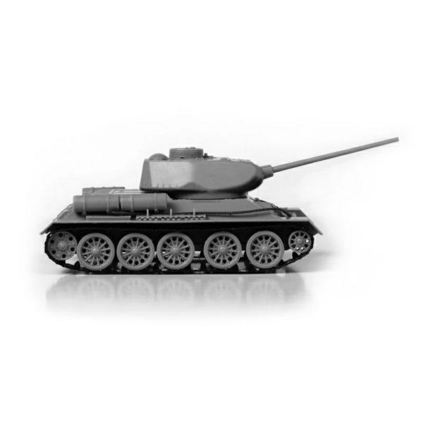 """Сборная модель советского среднего танка """"Т-34/85"""", 1:72 ZV-5039"""