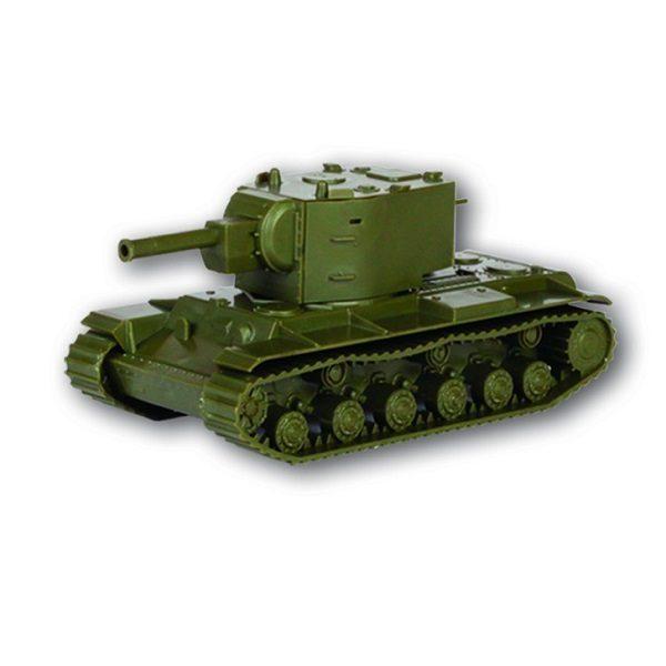 Сборная модель ZVEZDA 6202 Советский тяжелый танк КВ-2 ZV-6202